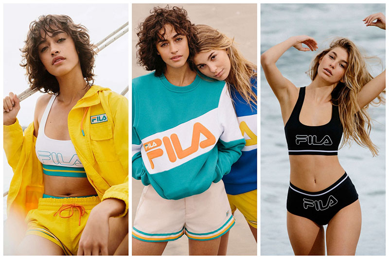 Just In: FILA & Urban Outfitters Channel Nautical Vibes for Spring