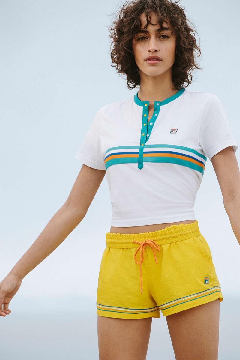 fantastiske besparelser brandudsalg bedst sælge FILA x Urban Outfitters Clothing Shop | Fashion Gone Rogue