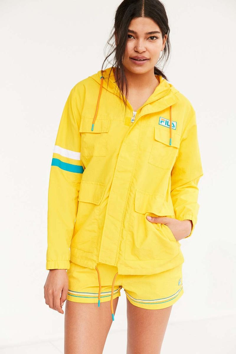 FILA x Urban Outfitters Christina Sail Jacket
