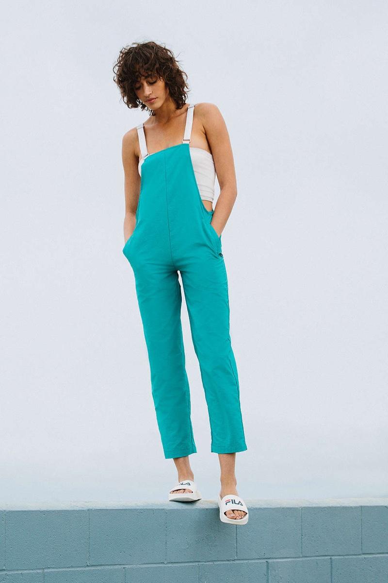 FILA x Urban Outfitters Debra Suspender Overall