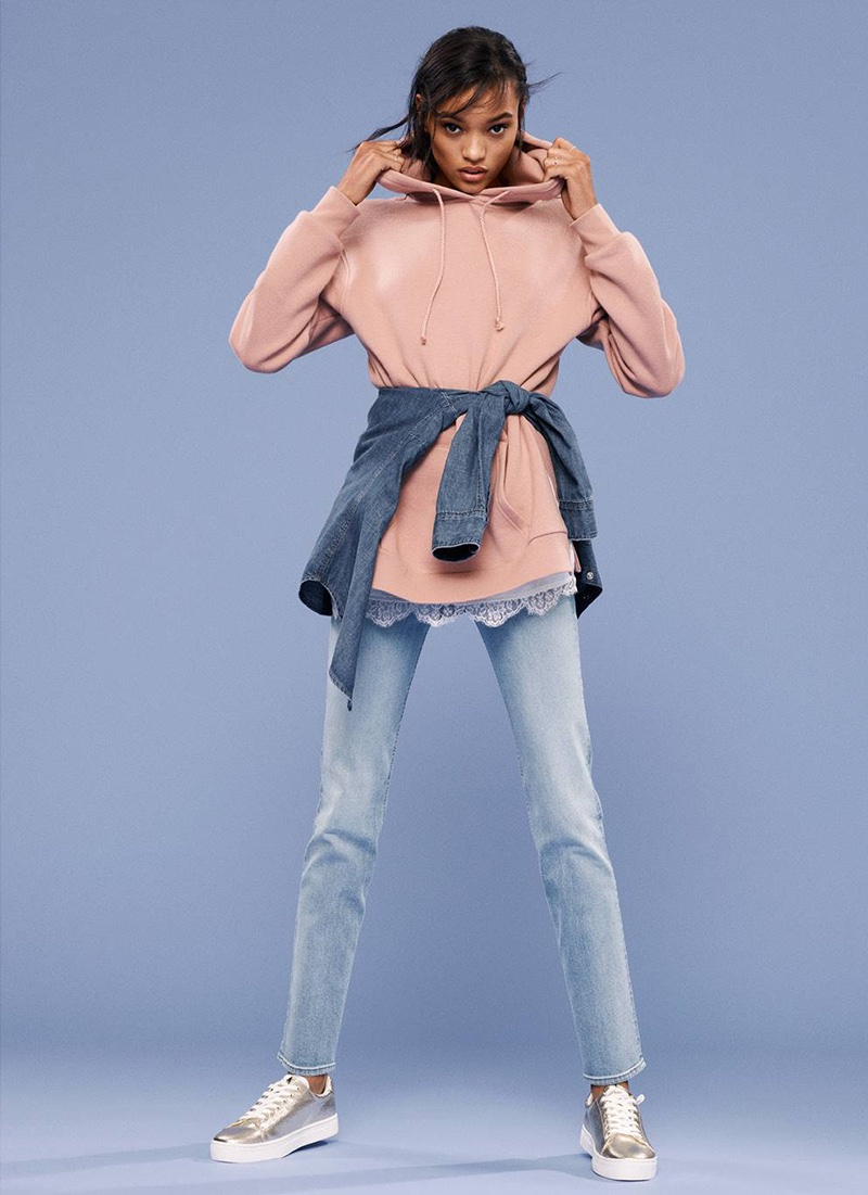 7 Cool Denim Outfit Ideas from H&M