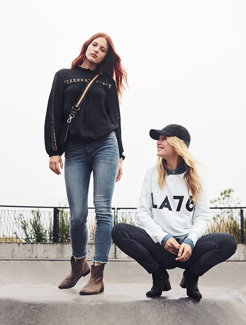 5 Laid-Back Styles from H&M