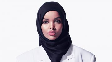 Hijab Wearing Model Halima Aden is a Star on the Rise