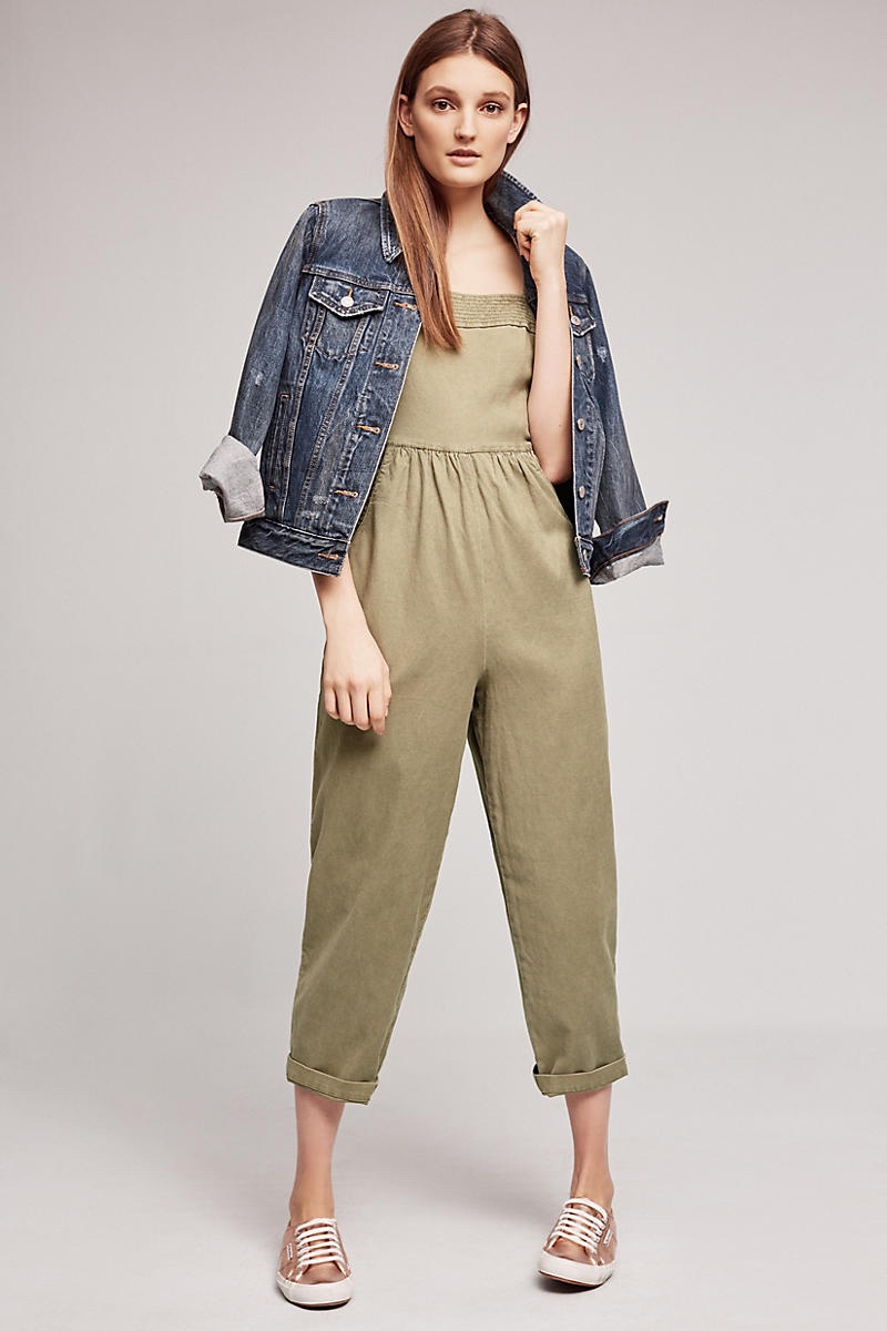 Wish List: A Relaxed Jumpsuit to Wear Just About Anywhere