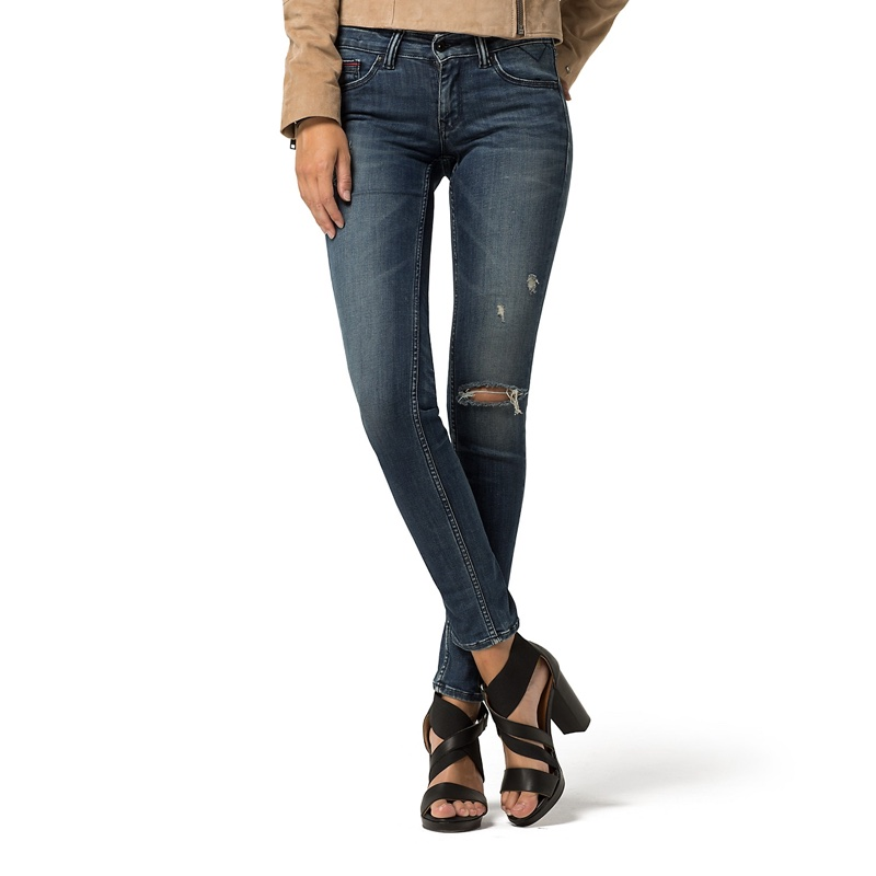 Hilfiger Denim Dynamic Stretch Skinny Fit Jean