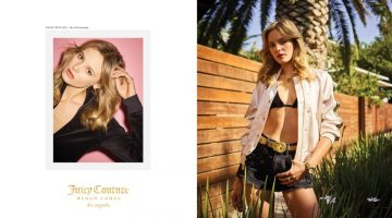 Juicy Couture Sets Spring 2017 Campaign in Sunny LA