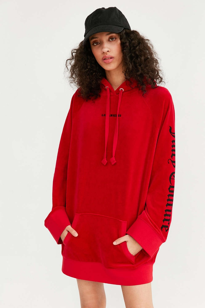 Juicy couture for urban outfitters clothing collection shop for Couture clothing