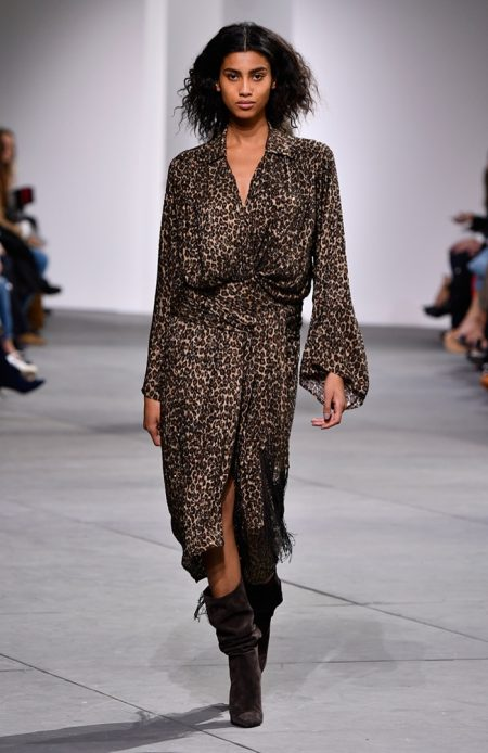 Michael Kors Channels Sensual Strength with Fall 2017 Show