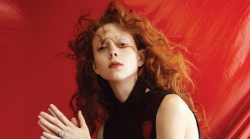 Natalie Westling Charms in Dior for Vogue Korea
