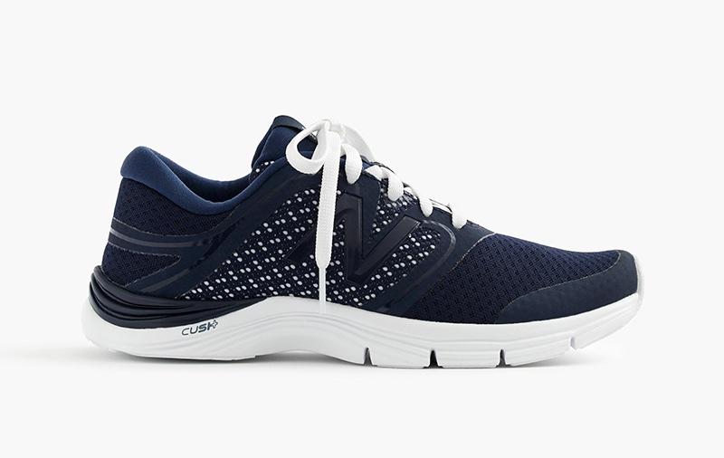New Balance x J. Crew 711 Mesh Sneakers