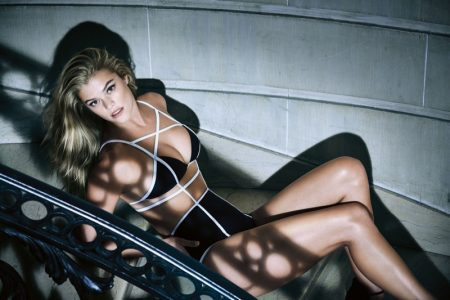 Nina Agdal Flaunts Her Bikini Body in Health Magazine