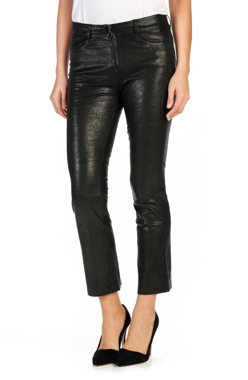 PAIGE Carine Leather Pants