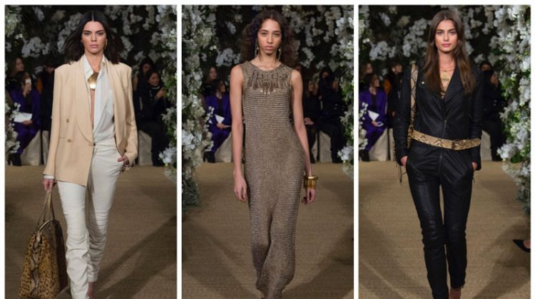 Ralph Lauren Gets Nomadic with Spring 2017 Show