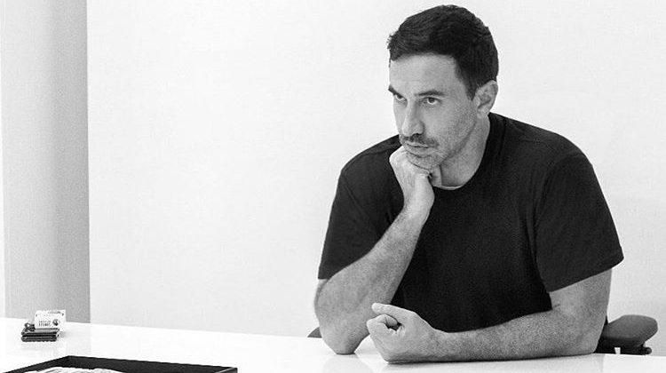 Designer Riccardo Tisci