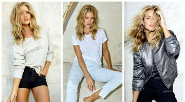 Rosie Huntington-Whiteley's PAIGE Clothing Collaboration is the Chicest Thing