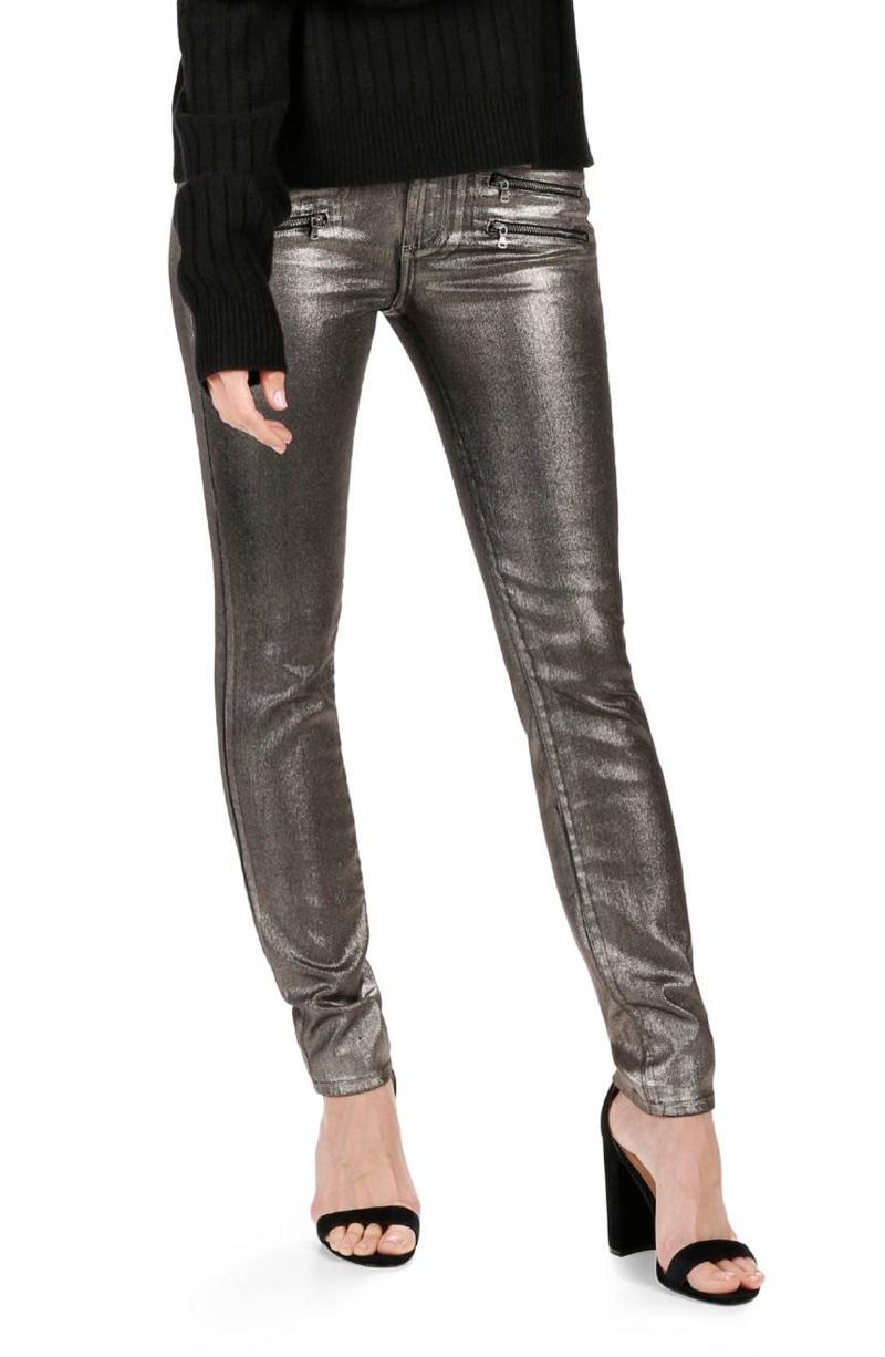 Rosie HW x Paige Stevie High Waist Skinny Jeans $239