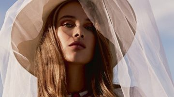 Rozanne Verduin Makes the Perfect Blushing Bride in TELVA Novias