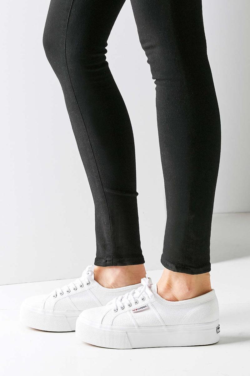 Superga 2790 Linea Platform Sneakers Shop | Fashion Gone Rogue