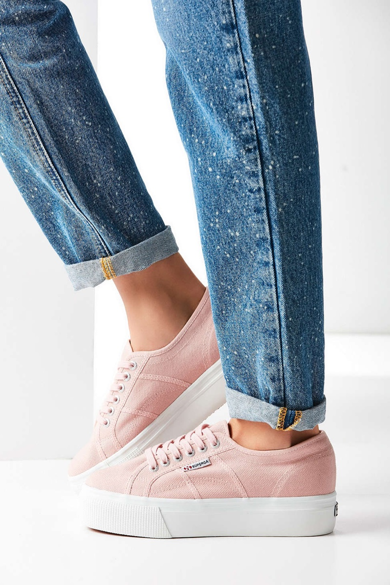 superga 2790 linea platform sneakers shop