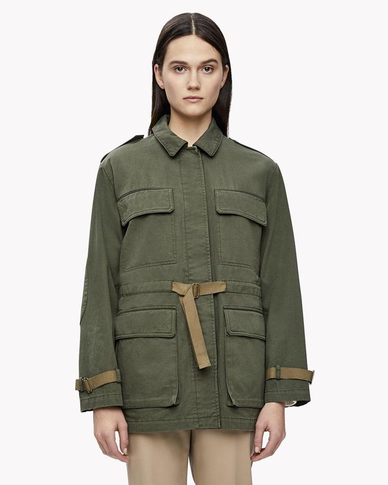 Theory Thornwood Army Jacket