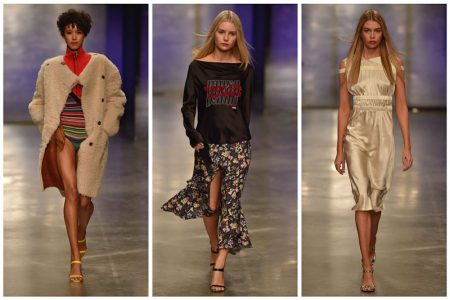 Topshop Unique Gets Eclectic for Fall 2017
