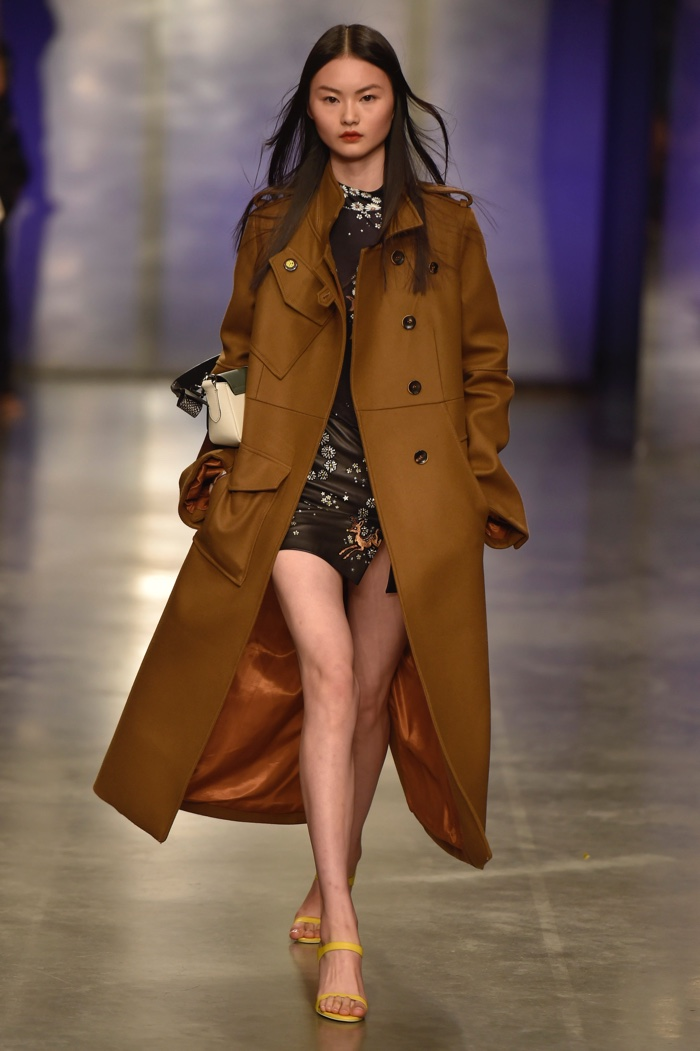 Topshop unique fall winter 2017 collection