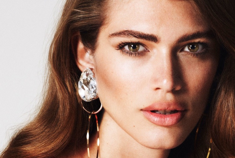 Transgender Model Valentina Sampaio Graces Landmark Vogue Paris Cover – See the Photos!