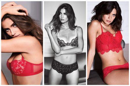 XOXO, Victoria: Victoria's Secret Angels Smolder in Valentine's Day 2017 Campaign