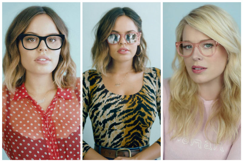 Just In: Amanda de Cadenet x Warby Parker's Chicly Oversized Glasses