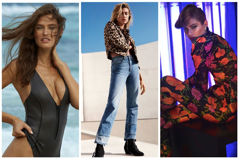 Week in Review | Transgender Model Covers Vogue, Hailey Baldwin for H&M Denim, Bianca Balti is the SI Swim Rookie & More