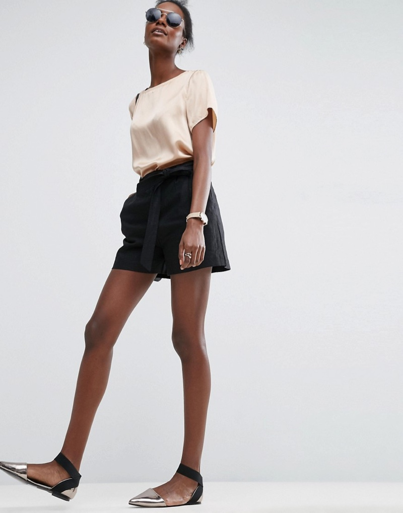 Flaunt your legs in these shorts from ASOS