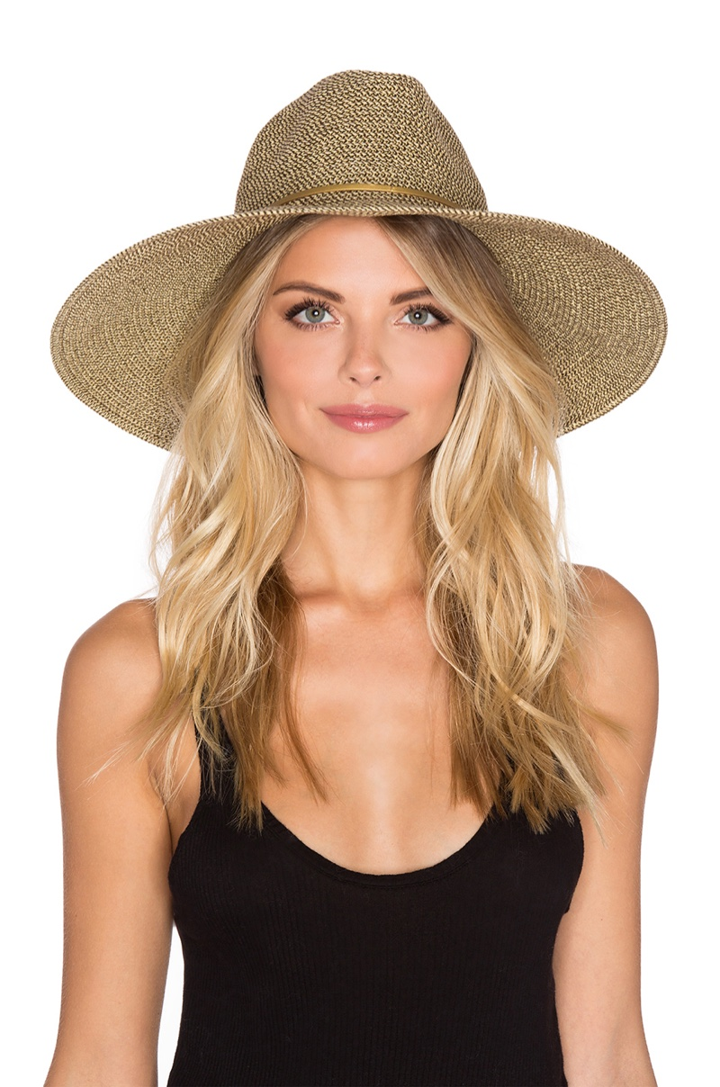 Ale by Alessandra Sancho Hat in Gold $66