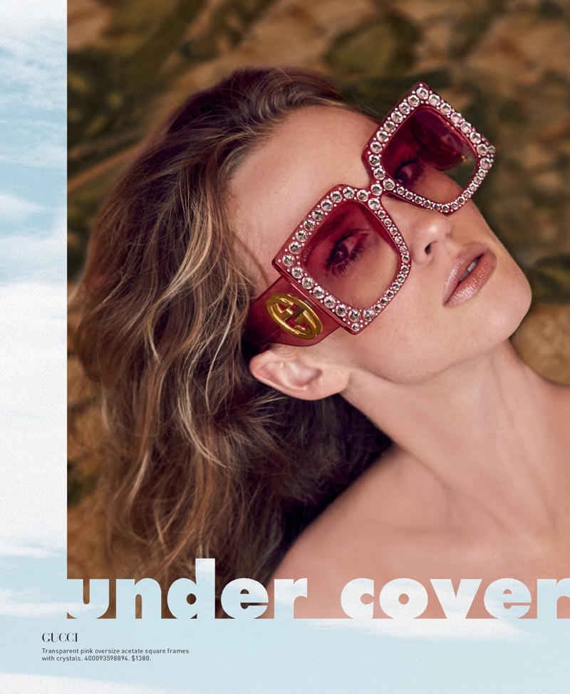 Saks Fifth Avenue Spring 2017 Sunglasses Catalog Shop