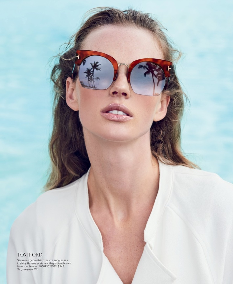Saks Fifth Avenue Sunglasses  saks fifth avenue spring 2017 sunglasses catalog
