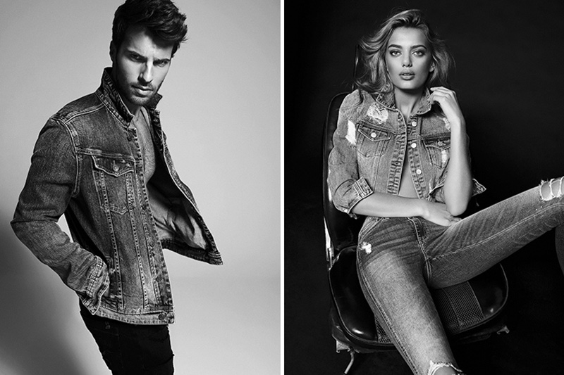 Buffalo Jeans launches spring-summer 2017 advertising campaign
