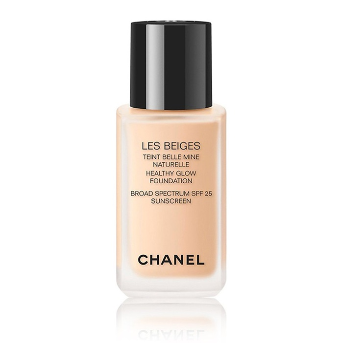 Chanel Les Beiges Healthy Glow Foundation Broad Spectrum SPF 25 Sunscreen