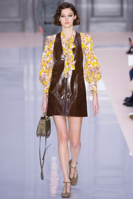 Chloe Turns Up the Sweet Factor for Fall 2017