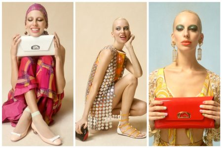 Christian Louboutin Steps Into the Swinging Sixties for Spring 2017