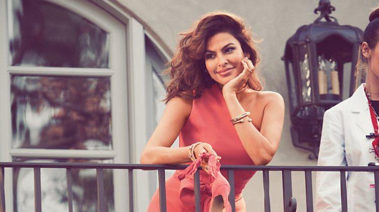 New York & Company x Eva Mendes Yara One-Shoulder Dress ($79.95)