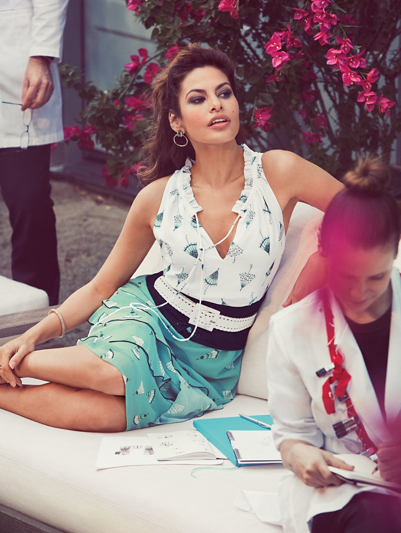 New York & Company x Eva Mendes Catia Dress ($89.95)