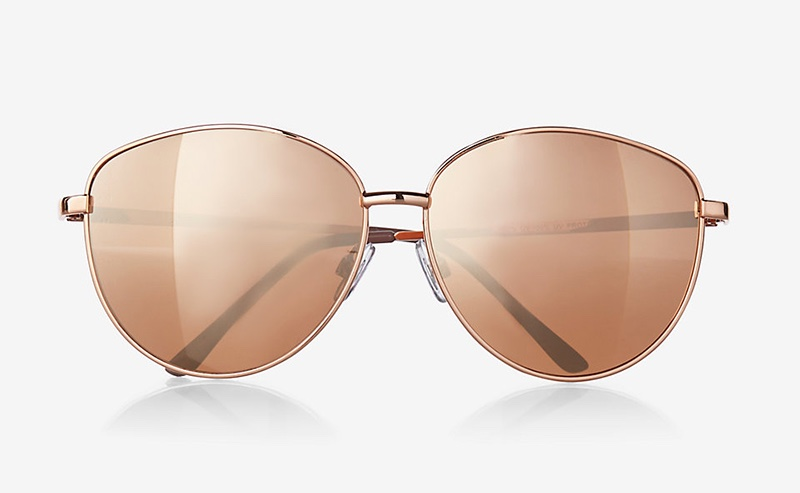 Express Rendezvous Cat Eye Sunglasses $29.90
