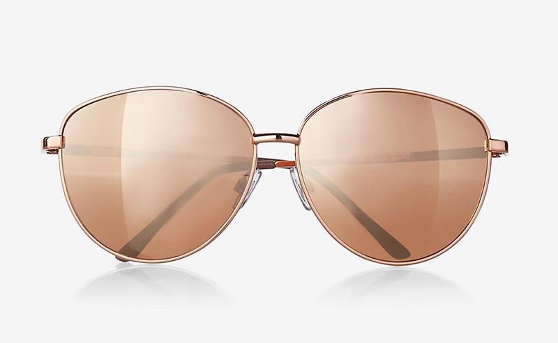 Express Rendezvous Cat Eye Sunglasses $29.90