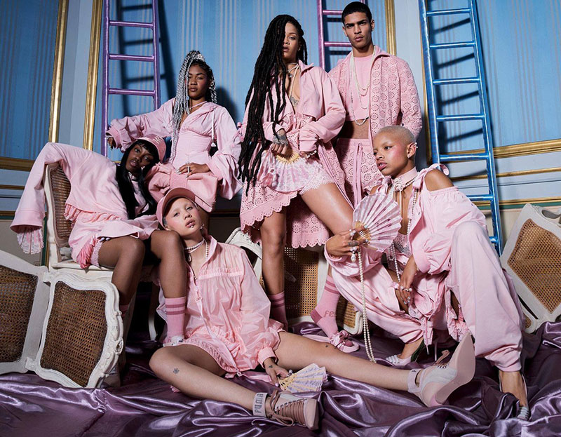 New Arrivals: Fenty Puma by Rihanna's Spring 2017 Collection