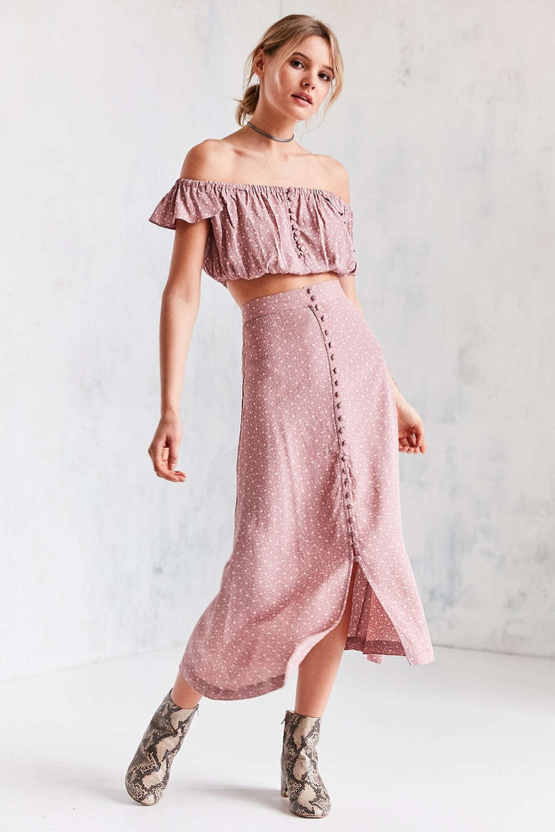Flynn Skye Sophia Two-Piece Dress Set $260
