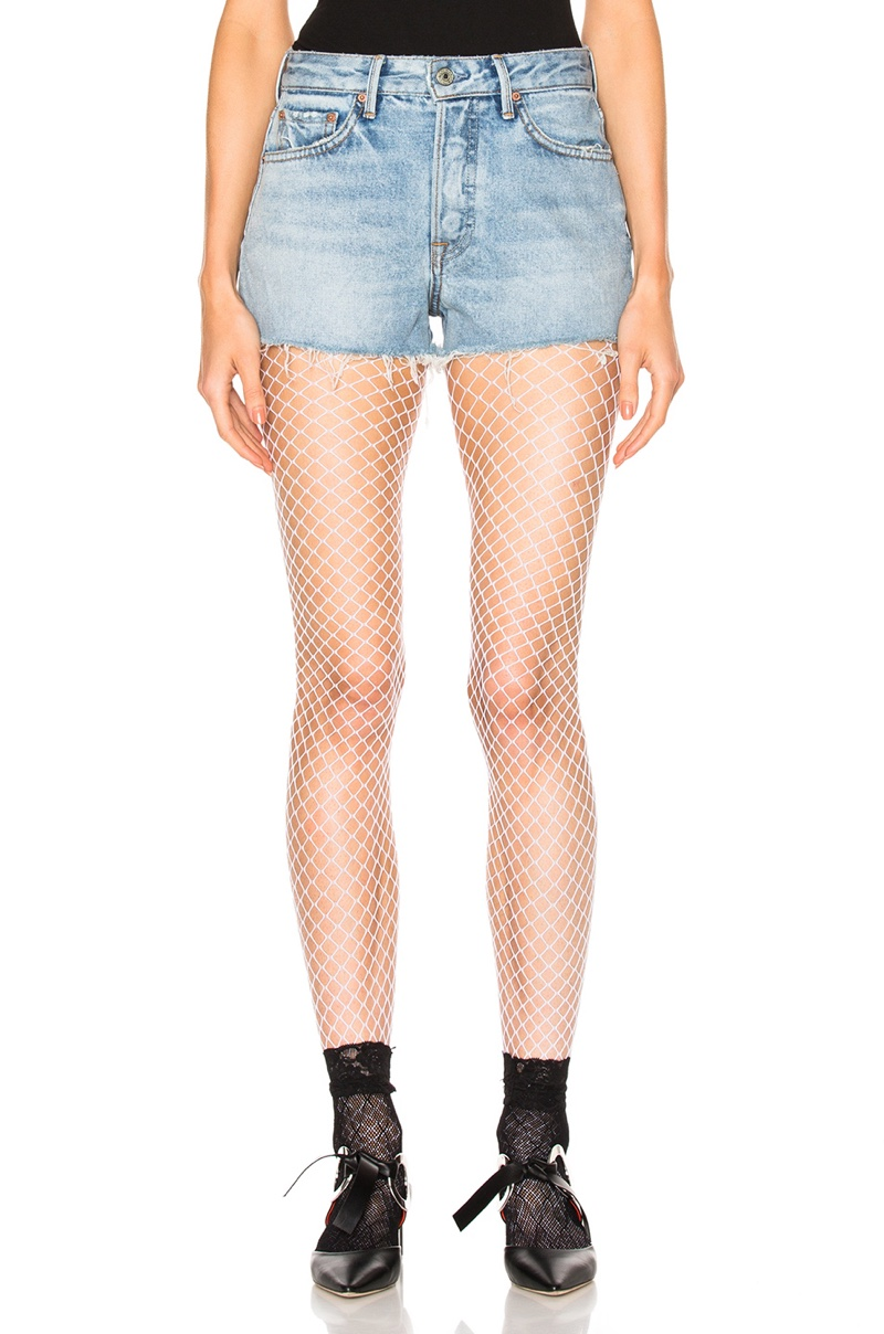 GRLFRND for FWRD Cindy High-Rise Shorts
