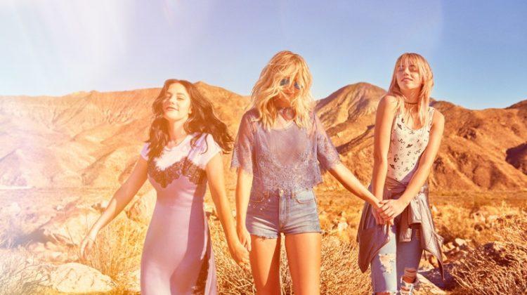 Music festival style takes the spotlight in H&M Loves Coachella campaign