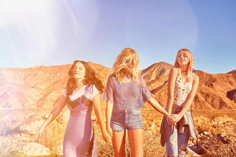Music festival style takes the spotlight in H&M Loves Coachella campaign
