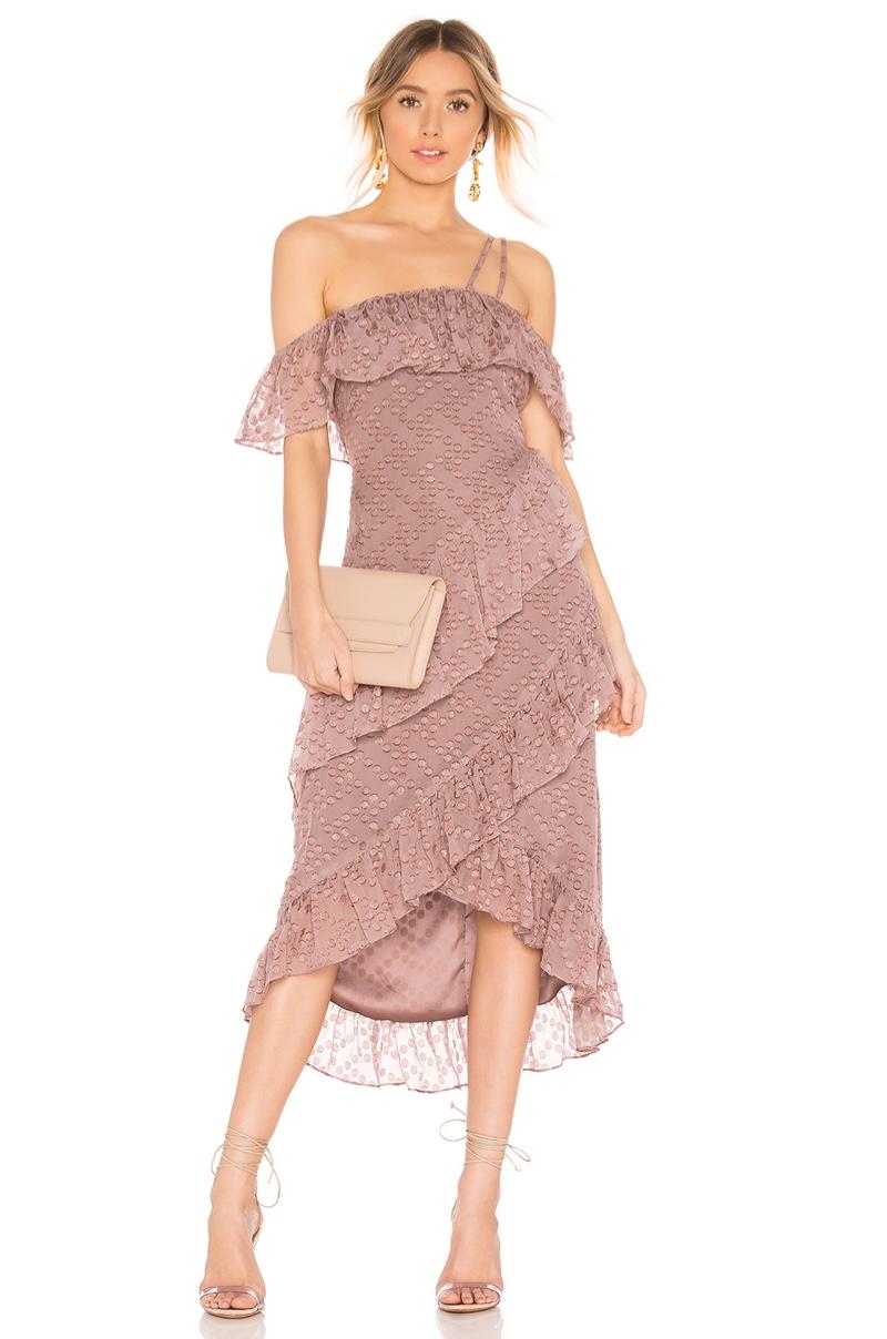 House of Harlow 1960 x REVOLVE Reno Dress $328