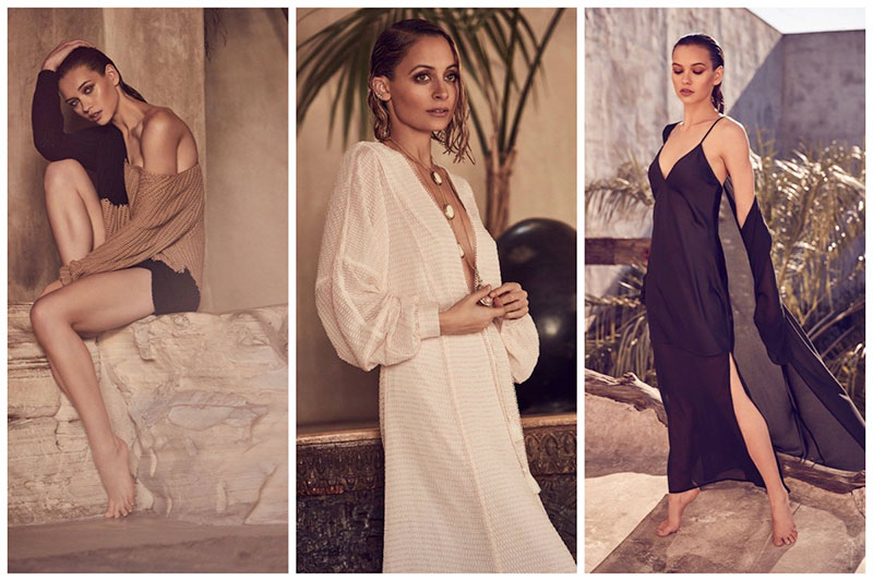 Channel Bohemian Luxe in House of Harlow 1960 & REVOLVE's Spring Collab