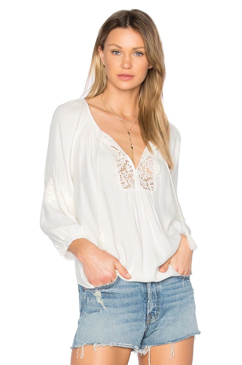 Joie Orval Blouse $238